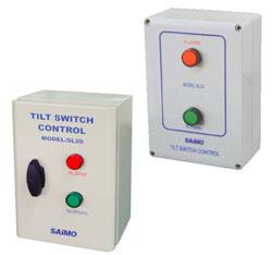 tilt switch controller
