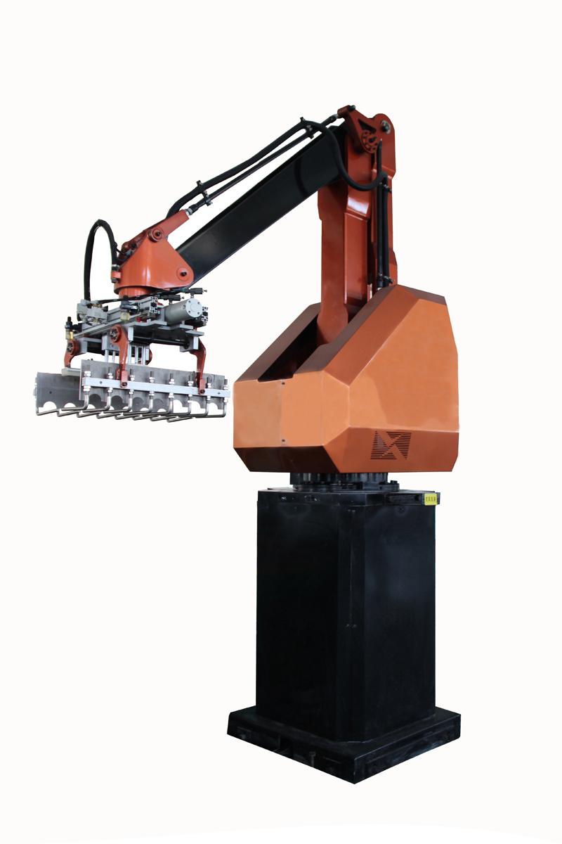 赛摩机器人,机器人码垛