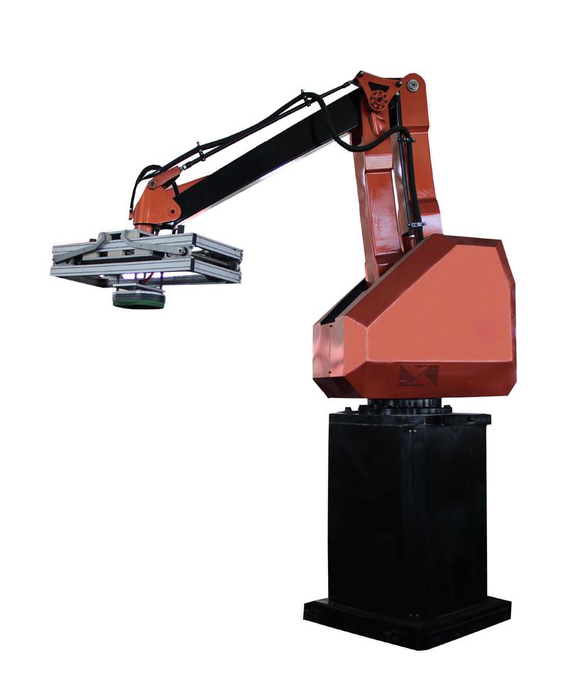 机器人,赛摩码垛机