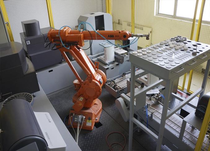 煤质机器人分析