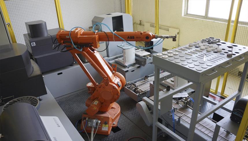 分析机器人
